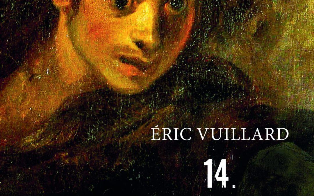 Éric Vuillard: 14. heinäkuuta